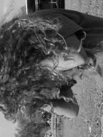 curly-hair by Morankoki