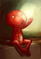 Cry: Bempy by Kiwa007
