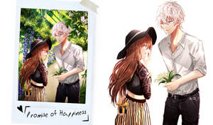 Promise of Happiness by hazu-t