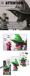 DELTARUNE comic by hazu-t