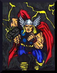 THOR - Old School by Lpsalsaman