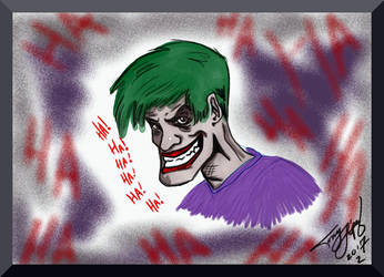 The Joker by Lpsalsaman