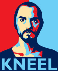 Kneel before Zod by P5YCHIC