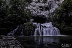 Waterfall of France 2 by debahi