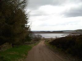 Roman Road at Lodgemoor by Isavarg