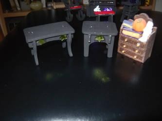 Haunted House Renovation - Furniture set 5 by Isavarg