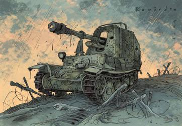 Germans 01 by komardin