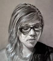 Portrait Study by Neryo