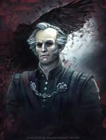 The Witcher: Emiel Regis by GreySmartWolf
