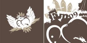 Fundamental '09 T-Shirt 2 by AbhaySingh1