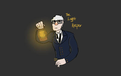 The Light Keeper by Zaynah-Gloria