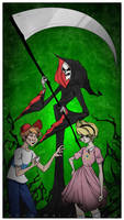 Grim Adventures of Billy and Mandy by Fandom-Person