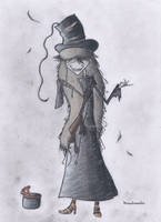 Undertaker by Kruczkowska