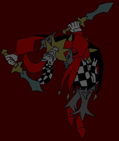 Shaco The Demon Jester By Bottermd On Deviantart