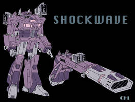 Shockwave Redesign by cwmodels