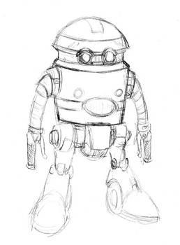 M.A.S.K. T-Bob Concept by cwmodels