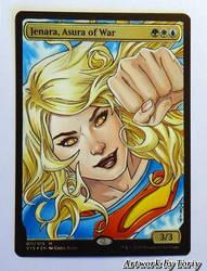 Jenara Supergirl by Toriy-Alters