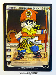 Gohan Champion of Justice by Toriy-Alters