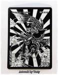 Otomo's Giant Carp by Toriy-Alters
