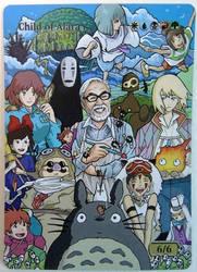 Miyazaki and pals - Child Of Alara by Toriy-Alters