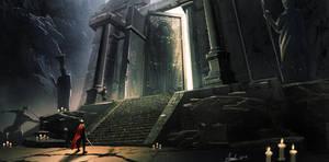 subterranean gateway by umbatman
