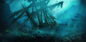 Shipwrecked by umbatman