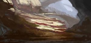 Desert Mountains by umbatman
