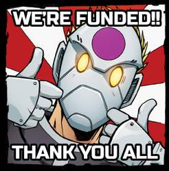 Kickstarter Funded by RecklessHero