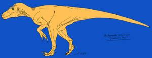 Diabolus rex (personal version) by ShinRedDear