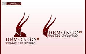 Demongo Webdesing Logo by Yrko