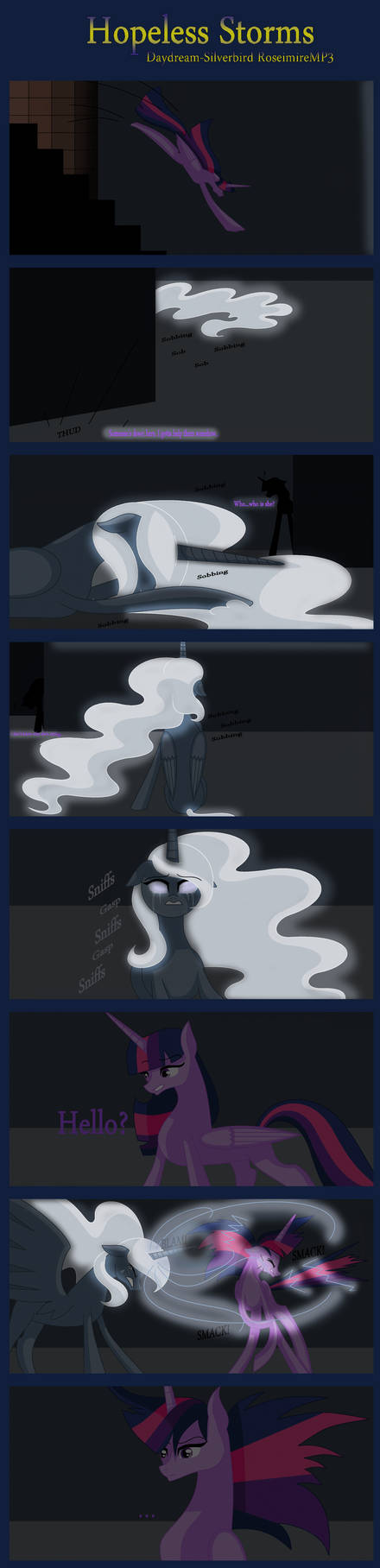 Hopeless Storms Page 24 Haunted Memories by Daydream-Silverbird