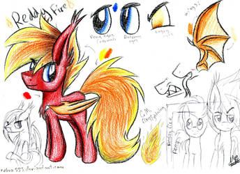 Reddy Fire ref by Kobra333