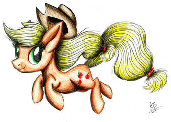 Applejack by Kobra333