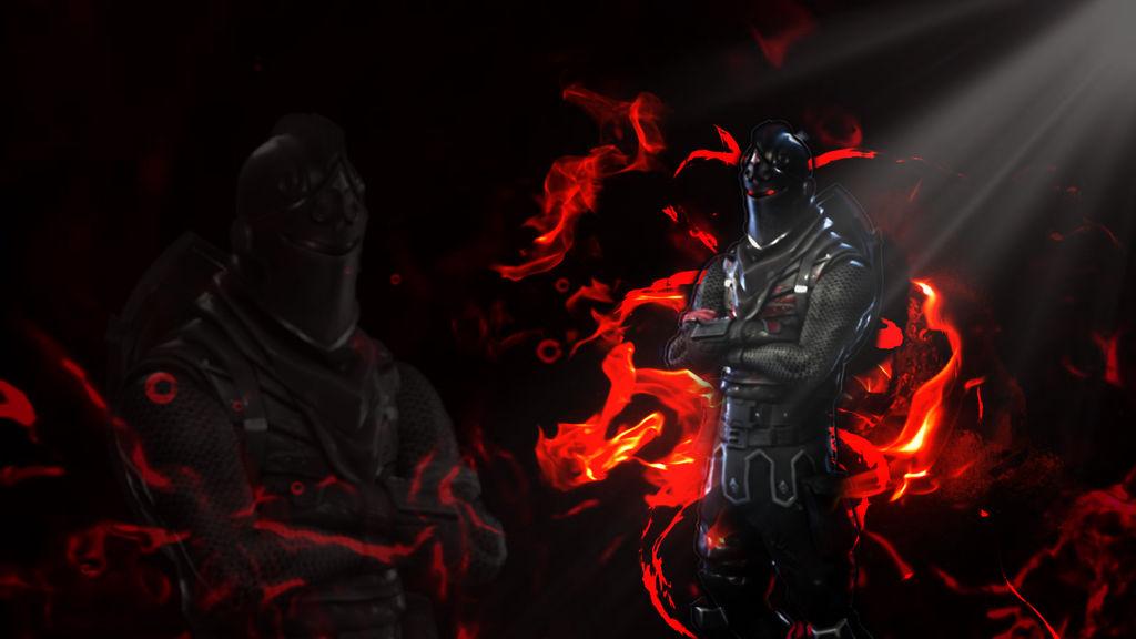 Fortnite Dark Knight Wallpaper By Fridgerzza On Deviantart