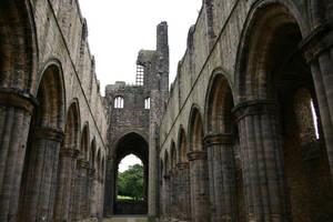 kirkstall abbey by rainbowphotos