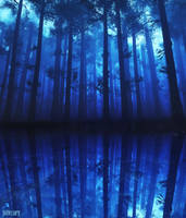 Mystical Forest by HANxOPX