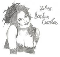 Helena Bonham Carter by MadameFirebird