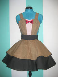 Eleventh Doctor - Matt Smith - Cosplay Pinafore by DarlingArmy