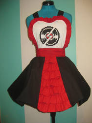 Dave Strider Inspired Cosplay Pinafore by DarlingArmy
