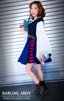 ALA Fashion Show - Han Solo Kimono Dress by DarlingArmy