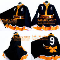 Haikyuu Cosplay Kimono Dress - Darling Army by DarlingArmy