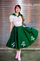 Sailor Jupiter Combo - ALA Fashion Show 2017 by DarlingArmy