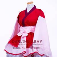 Akatsuki no Yona - Cosplay Kimono Dress by DarlingArmy