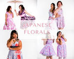 Japanese Florals (1) by DarlingArmy
