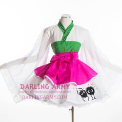 Chihiro Spirited Away Cssplay Kimono Dress by DarlingArmy