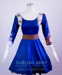 Todoroki Shouto My Hero Academia Cosplay Dress by DarlingArmy