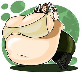 Big Belly in the Front by WilfordBrimley