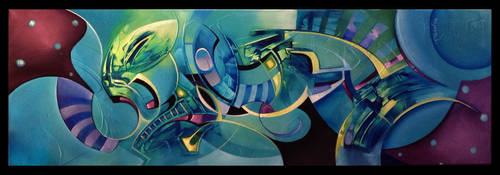 Pleiades by Amytea