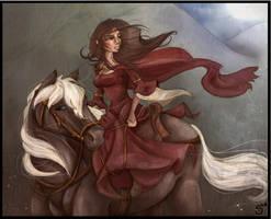 Branwyn by Araniel
