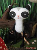 Opossum by BibelotForest